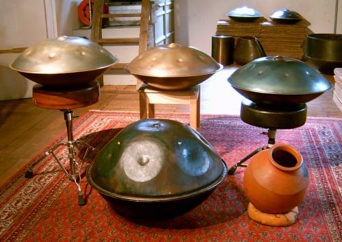 Die Hang-Drum – ein modernes Weltmusik-Instrument